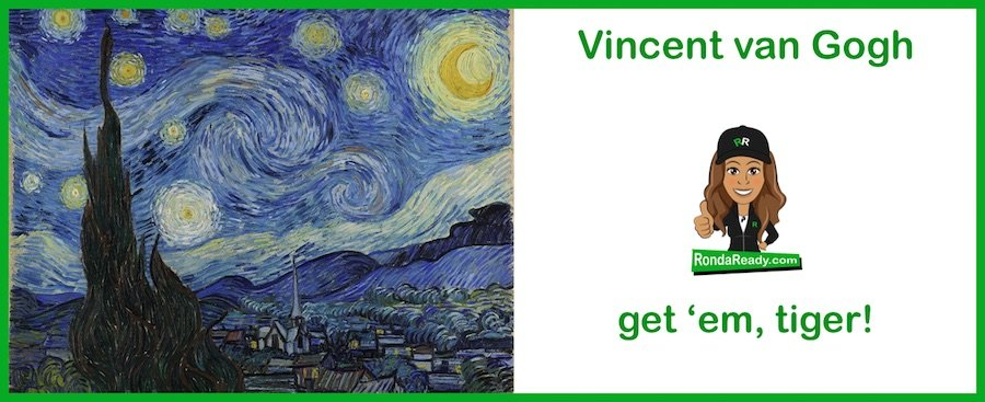 Vincent van Gogh and your business
