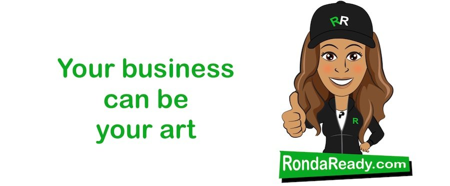 Your art can be your business