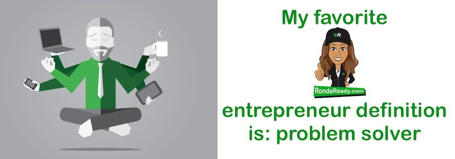 My favorite Entrepreneur definition