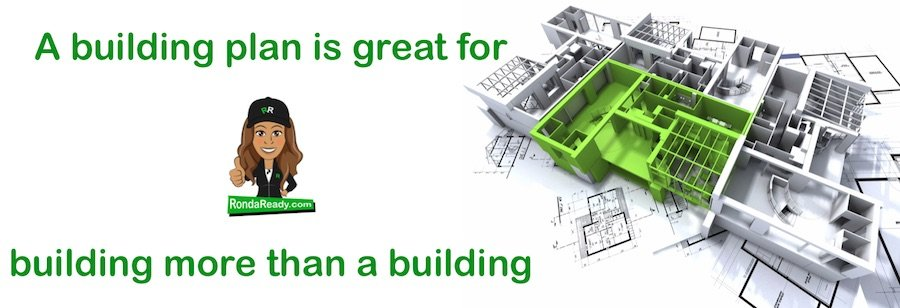 Start your business with a Building plan
