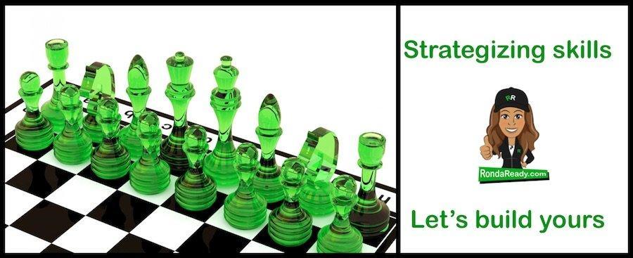Strategizing skills