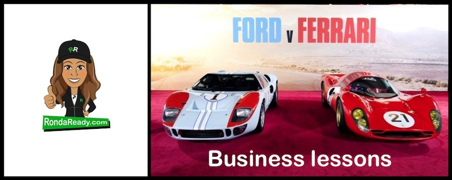 Ford vs Ferrari business lessons