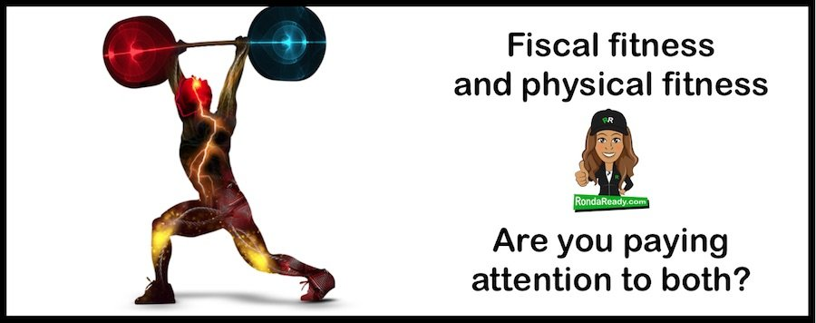 Fiscal fitness and physical fitness