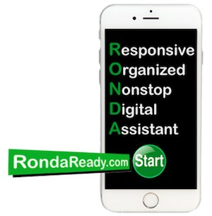 Resonsive Organized Nonstop Digital Assistant