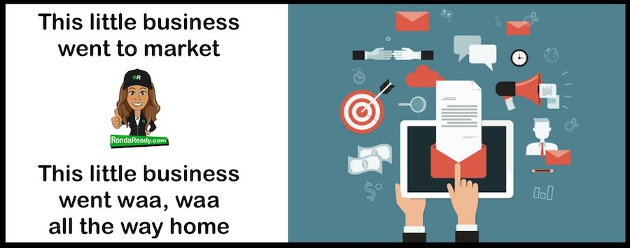 When to market a business