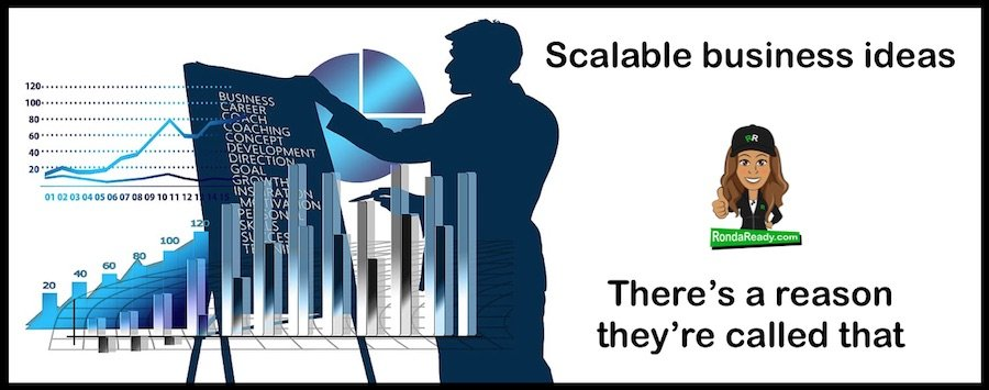 Scalable business ideas