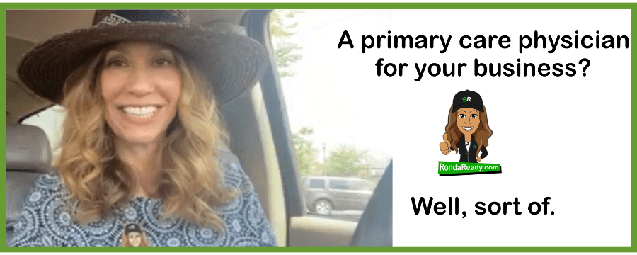 Primary care physician for your business