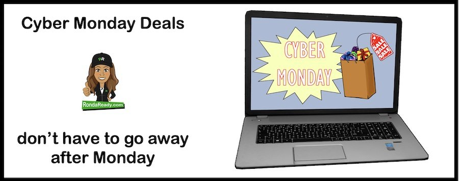 Cyber Monday deals and why they work