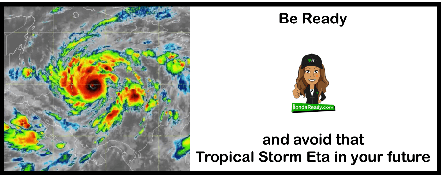 Avoid a Tropical Storm Eta in your business