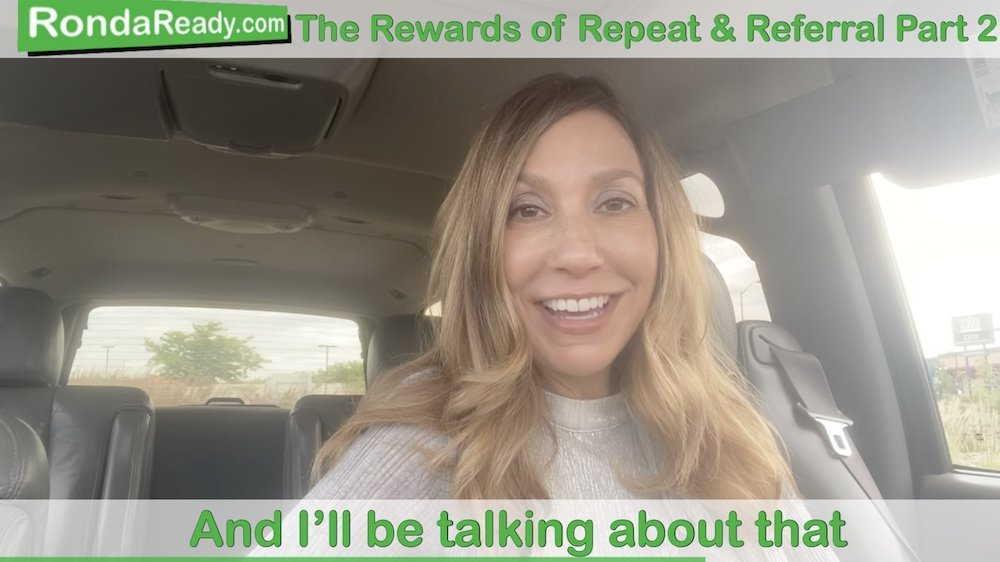 Rewards of Referrals Part 2